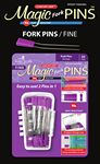 magic fork pins 0.5mm 30 ct