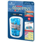 Magic Pins Regular Quilting 1.75 in 100 pins