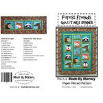 Forest Friends Quilt and Table Runner