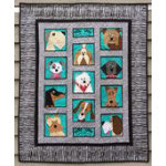 Dogs Only Quilt
