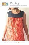 RAE Ruby Dress Pattern