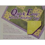 Quick Easy Miter Binding Tool