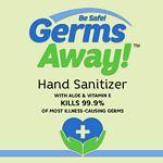 Germs Away Hand Sanitizer .5oz