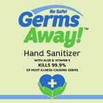 Mary Ellens - Be Safe Germs Away Hand Sanitizer 4oz