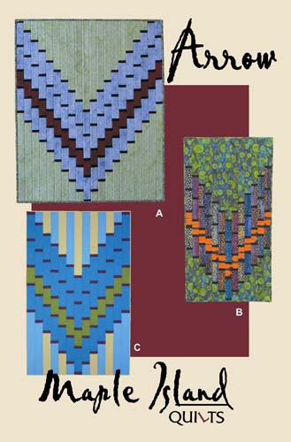 Arrow - Maple Island Quilts - MIQ 456