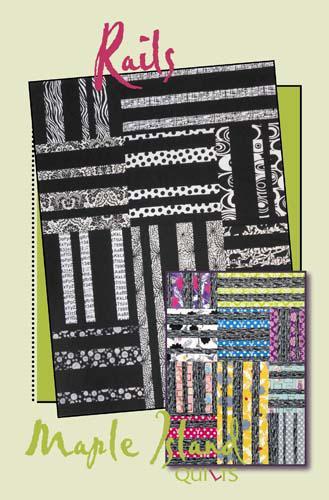 Rails - Maple Island Quilts - MIQ 458