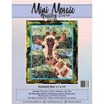 Mini Mosaic Giraffe Pattern