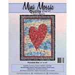 Mini Mosaic Love Heart Pattern