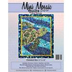 Mini Mosaic Sea Turtle Pattern