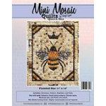 Mini Mosaic Pattern - Queen Bee