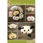 Barnyard Buddies Jelly Bean Pillow Pattern