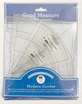 Good Measure MQS Modern Circles Templates 6pc