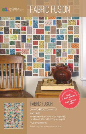 Modern Quilt Studio: Fabric Fusion Pattern