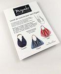 Miyako Sewing booklet for Miyako Bags