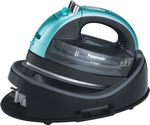 Panasonic 360 Cordless Green/Teal  Advanced Ceramic Plate