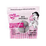Dryer Balls Grey 3ct