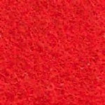 Wool Felt Bright Red