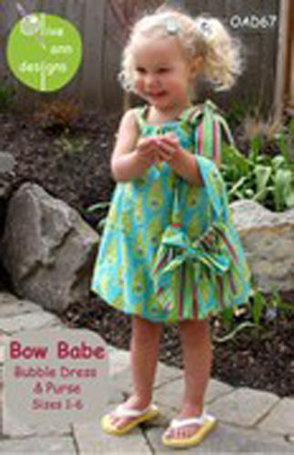 Bow Babe Bubble Dress and Purs