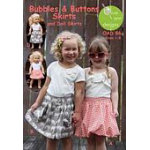 Buttons and Bubble Skirts OAD86 Olive Ann Designs