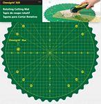 Omnigrid Roating Cutting Mat 360 degree 14 in