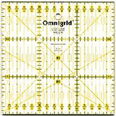 15 x 15 Square Omnigrid Ruler