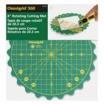 Omnigrid Rotate Cut Mat 360 8 in