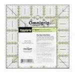 Omnigrip Square Ruler 5 in NEW