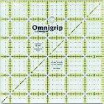 Omnigrip Square Ruler 5.5 in - OGN55
