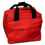 Port Bag Canvas Sgr 221 Red