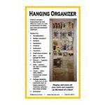 Patterns By Annie - Hanging Organizer Pattern