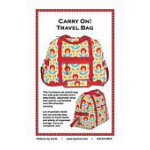 Carry On! Travel Bag Pattern