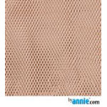 Lightweight Mesh Fabric 18inx54in Natural