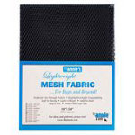SUP209 Navy Mesh Fabric 18inx54in