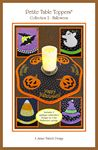Petite Table Toppers  2- Halloween