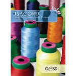 Isacord Printed Thread Chart - Large - 20/Pkg