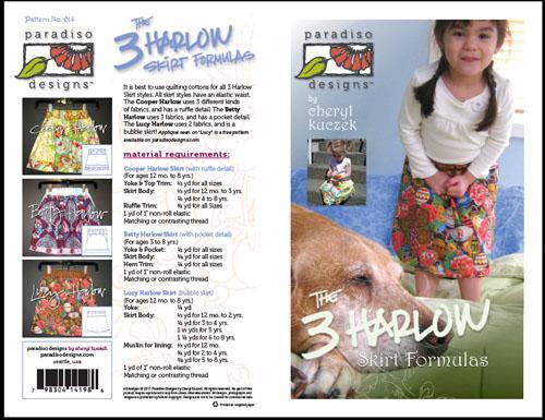 The 3 Harlow Skirt Formula Child
