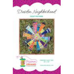 Dresden Neighborhood Mini Quilt Pattern - Persimon Dreams