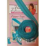 Zipper Tape 3yds/teal