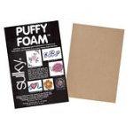 Sulky Puffy Foam 3pk, 2mm Light Tan