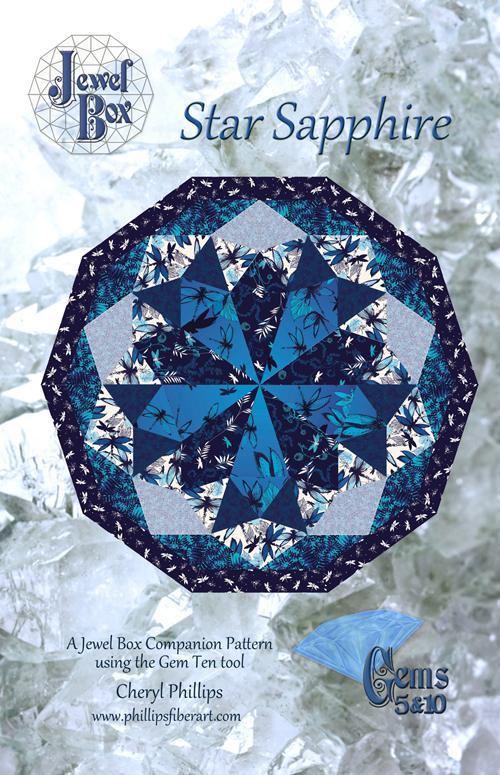 Jewel Box: Star Sapphire