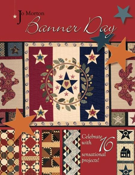 Banner Day Book by Jo Morton@