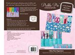 Roly Poly Organizers ITH Mchine Emb Set CD