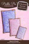 Warm & Toasty Heating Pads Machine Embroidery CD