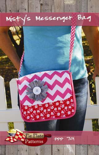 Misty's Messenger Bag