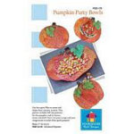 Pumpkin Party Bowls