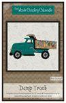 Dump Truck Precut Fused Applique Pack