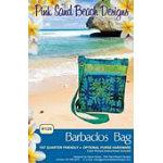 Barbados Bag Purse Pattern  | Pink Sand Beach Designs