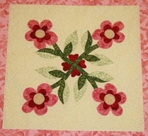 Blooming Love Blooming Love Pattern