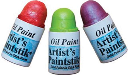 ARTIST'S PAINTSTIK Mini Iridescent Sorbet Set 3