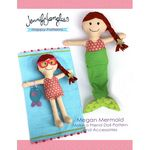 Megan Mermaid Make a Friend Doll and Accessories
